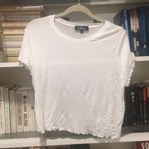 Lulus Cropped T-shirt